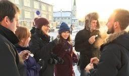 Reykjavik Food Walk